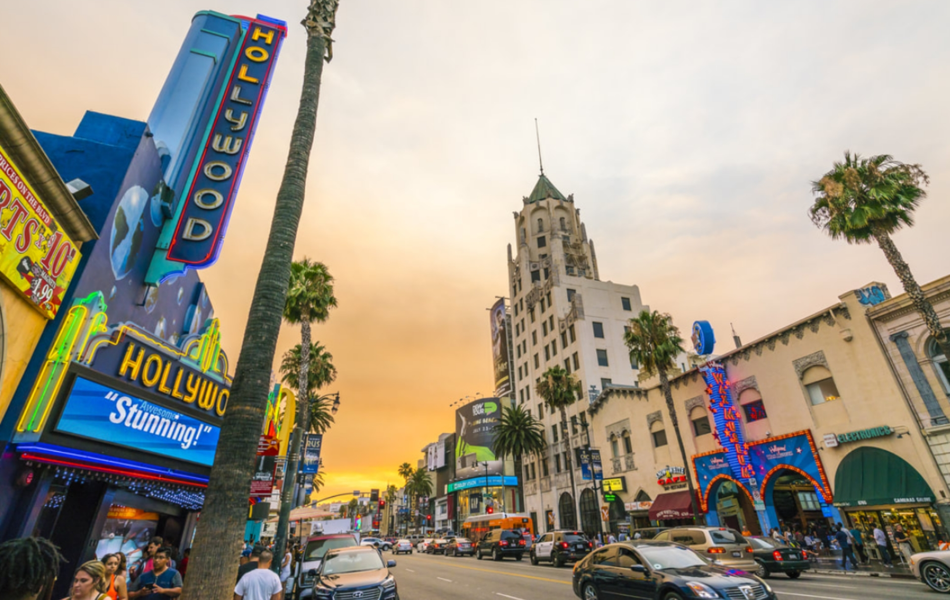 5 dicas de passeio em Los Angeles