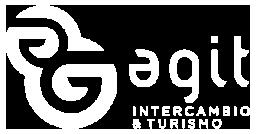 Logo Agit Intercâmbio & Turismo