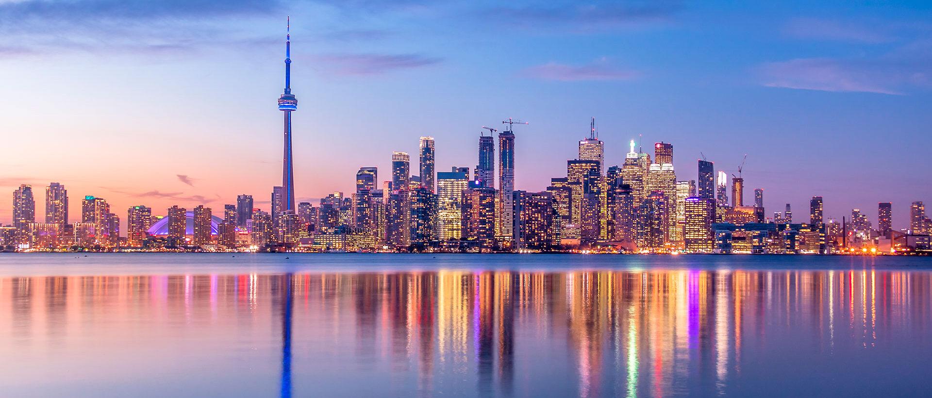 Estude em Toronto em 1 mês