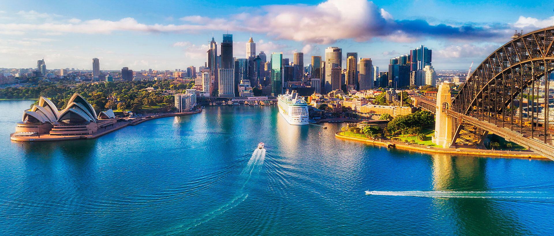 Estude e trabalhe na Austrália por 4 meses